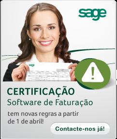 Software de facturação certificado